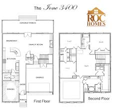 Loft Floor Plans Open Floor House Plans With Loft Escortsea