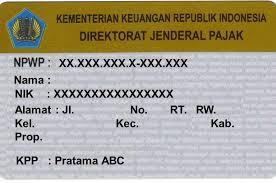 petunjuk membuat npwp online persyaratan dan cara membuat npwp jurnal media indonesia