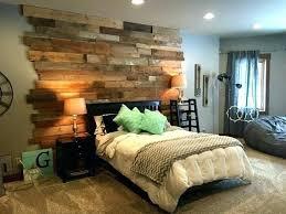wooden wall bedroom wood panel accent wall bedroom wood plank wall decor rustic wood