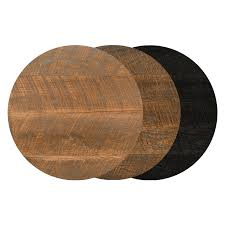 36 round table top 36 round urban distressed wood table top bar restaurant