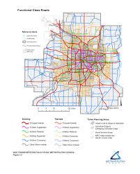 Minneapolis Metro Transit Map by Transportation Metropolitan Council