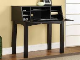 cheap desks for small spaces place a desk with a hutch and a wing in a room home design ideas