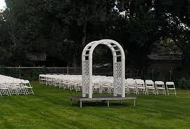 wedding arches rental denver wedding rentals denver c springs party time rental