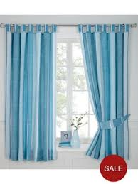 Very Co Uk Curtains Duck Egg Blue Stripe Pencil Pleat Curtains Integralbook Com