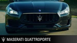 maserati luxury the 2018 maserati quattroporte luxury with attitude youtube