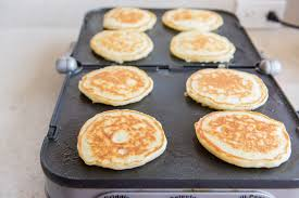 how to freeze and reheat pancakes the pioneer woman