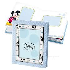 Mickey Mouse Photo Album Mickey Mouse Photoalbum Valenti Disney Cm 20x25 Light Blue Photo
