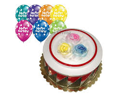 balloon and cake delivery cake balloon combo cake delivery sharjah online cake