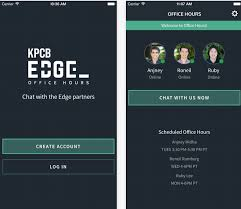 kleiner perkins new app office hours business insider