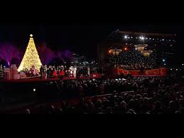 2017 national christmas tree lighting 2015 national christmas tree lighting youtube