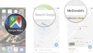 Goog Map How To Find Locations And Get Directions With Google Maps Imore