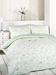 Green Duvet Cover King Size Vintage Duvet Cover Set Green King Amazon Co Uk Kitchen U0026 Home