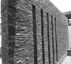brick and stone houses joy studio design gallery best contractors in chennai compound wall cladding compound wall stone