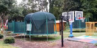 Safest Trampoline For Backyard by The Safest Trampolines For Your Children In Alpharetta Ga
