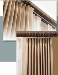 Curtains For Traverse Rods Wood Blinds With Cloth Tape In Clarksville Blinds U0026 Curtains