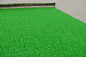 options with green carpet floor and idolza