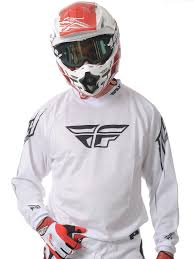 fly motocross jersey fly racing white 2015 universal mx jersey what u0027s it worth