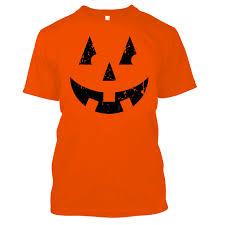 Pumpkin Halloween Costume Jack O U0027 Lantern Pumpkin Halloween Costume T Shirt