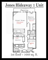 3 Bedroom Condo Floor Plan by Central Wisconsin Condo Rentals Northern Bay Resort