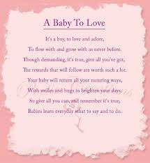 baby shower poems inspirational baby shower poem a baby to poetic creations