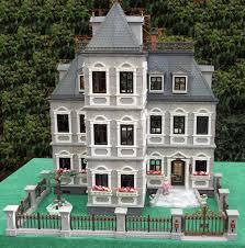 thornhill house new style victorian mansion emma j u0027s playmobil