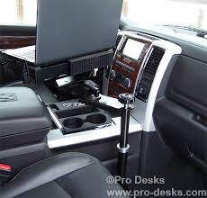 Computer Desk For Car Pro Desks Enforcer Ii Removable Laptop Mount For Jeep Grand