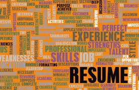 create an objective for a resume creating a resume that says hire me using keywords