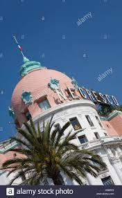 négresco hotel luxury hotel palm tree promenade des anglais