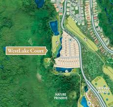 Estero Florida Map by Westlake Court West Bay Club