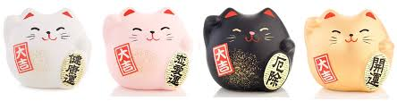 lucky cat meanings japanese lucky cat colours