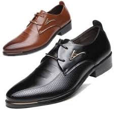 wedding shoes office hot men s wedding shoes pointed leather lace up formal office work