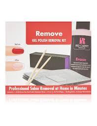 remove gel polish removal kit m u0026s
