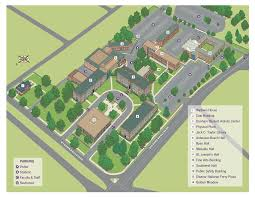 Und Campus Map Photos Logos And B Roll Fontbonne University