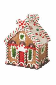 midwest cbk led gingerbread house small products decor and home