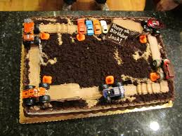childrens monster truck videos cakes monster truck party the calisoffs