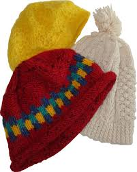 Upcycled Pillows - knit cap upcycled pillows favecrafts com