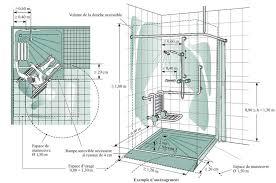 norme handicapé chambre salle de bain handicap norme handicape 4 dimension dune 1