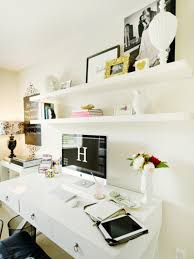 White Office Decorating Ideas Cool And Modern Office Room Decorating Ideas