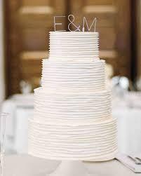 white wedding cake 39 wedding cakes that prove vanilla isn t boring martha stewart