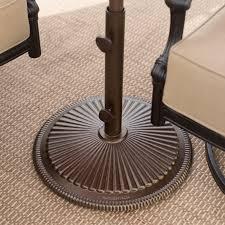 Garden Furniture Ideas Furniture Natural Patio Umbrellas Walmart With Round Base For