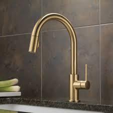 kitchen faucets vancouver brushed brass kitchen faucet 50 photos htsrec