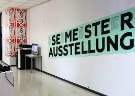 design hochschule berlin semesterausstellung 2017 berlin hmkw hochschule für medien
