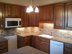 New Design Kitchen Cabinets Cherrywood Cabinets Dark Granite White Island Cherry Wood