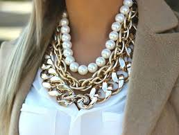 jewelry statement necklace images How to wear statement necklaces in 2018 quot board poetry gallery on jpg