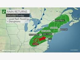 weather map ny nyc weather forecast harvey remnants will bring labor