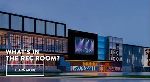 cineplex edmonton south cineplex opens first rec room in canada replay magazine