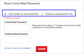 how to reset a verizon email password how to reset my voicemail password with verizon quora