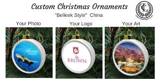 custom christmas ornaments help make your brand stand out