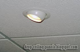 Drop Ceiling Installation by Drop Ceiling Panels Drop Ceiling Lighting