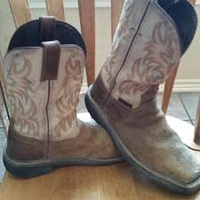 justin s boots sale find more justin steel toe work boots used for sale at up to 90